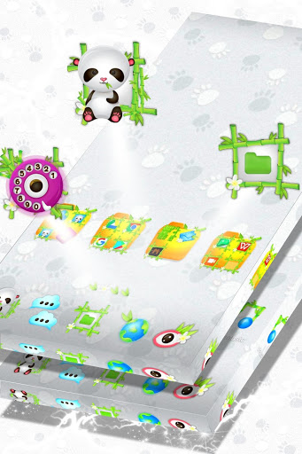 Download Panda ZERO Launcher for android 2 3 6