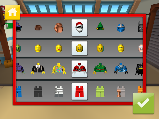 LEGO® Juniors Build & Make - safe free kids game
