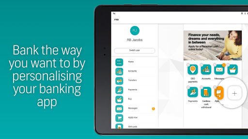 Download FNB Banking App for android 4 1 2