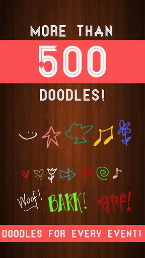 Doodle photo editor HD kids