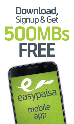 Free download Easypaisa APK for Android