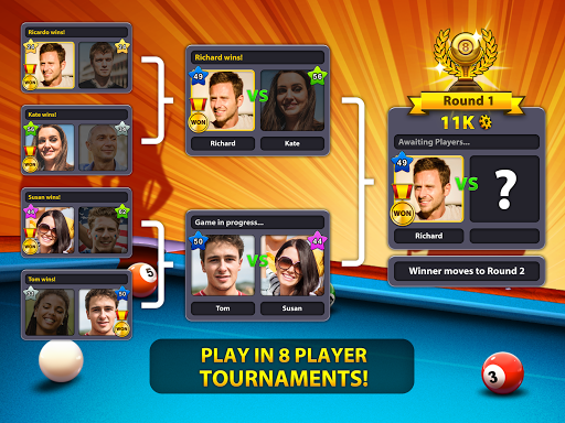Free download 8 Ball Pool APK for Android