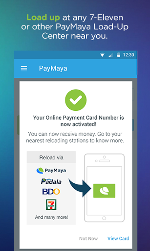 Download PayMaya for android 4 4 2
