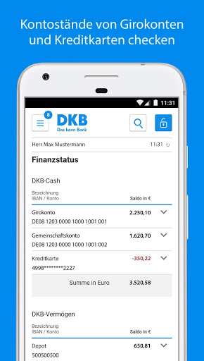 Download DKB-Banking for android 4 4 2