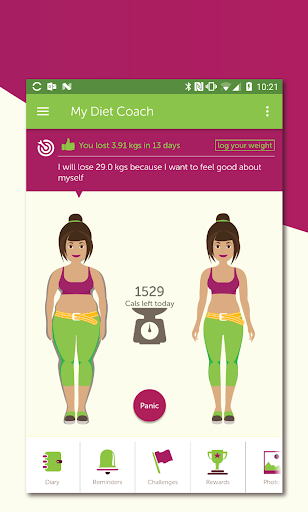My Diet Coach - Weight Loss