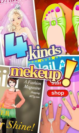 Girls Games-Makeup