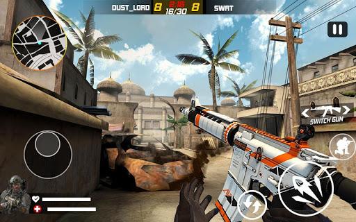 WAR LEAGUE: SHOOTER