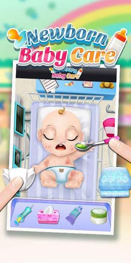 Newborn Baby Care - Mommy