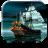 icon Pirate ship Live Wallpaper 3.0
