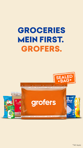 Grofers - Order Grocery Online