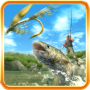 icon Fly Fishing 3D