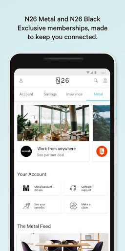 Download N26 – The Mobile Bank for android 4 4 2