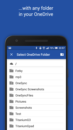 Download Autosync OneDrive - OneSync for android 4 4