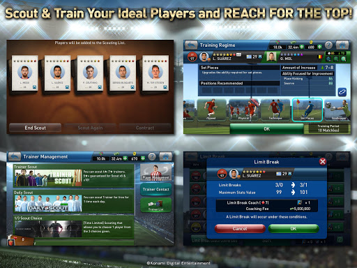 Download PES CLUB MANAGER for android 4 4 2