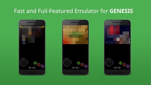 sega genesis emulator android free download