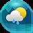 icon Weather & Clock Widget 6.1.3.4