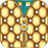 icon Gold Zipper Lock 1.7