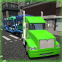 icon Cargo Transport Driver 3D
