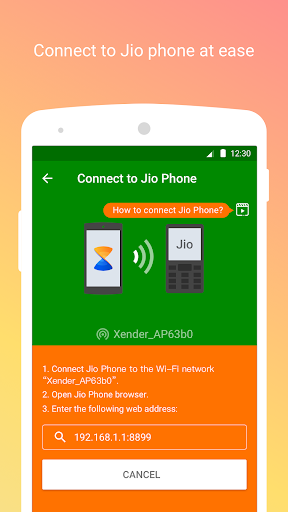 download xender apk for android version 2.3.5
