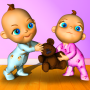 icon Talking Baby Twins - Babsy