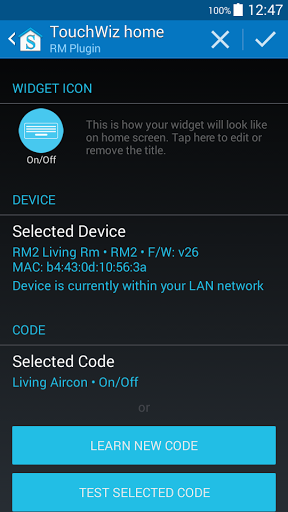 Download Broadlink RM Plugin Lite for android 4 2 2