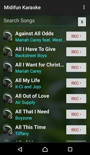 Download Midifun Karaoke for android 2 3 1