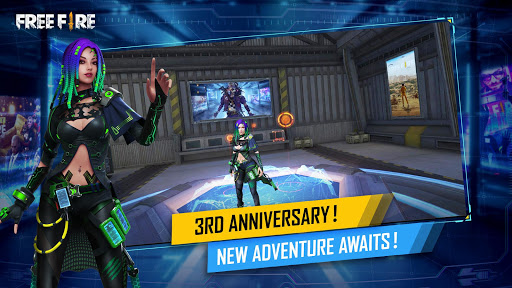 Download Free Fire Battlegrounds For Android 9 0