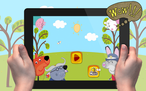 Super PIg World pePPa Sandy frEE Game