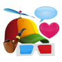 icon Aviary Default Stickers