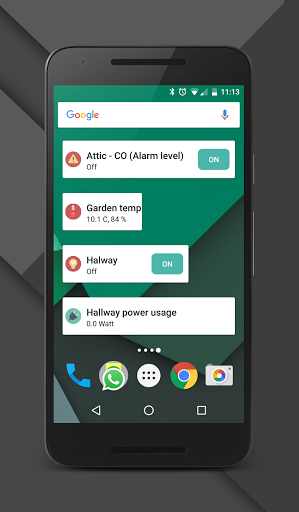 Free download Domoticz Home Automation Lite APK for Android