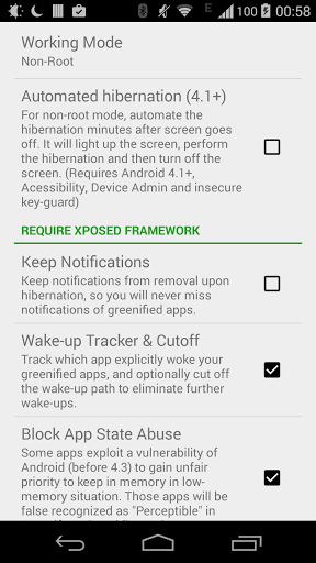 Download Greenify for android 4 4 4