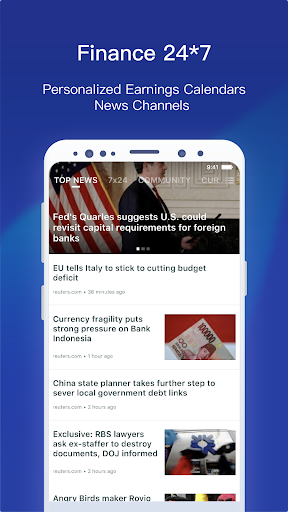 stocks realtime stock quotes for android