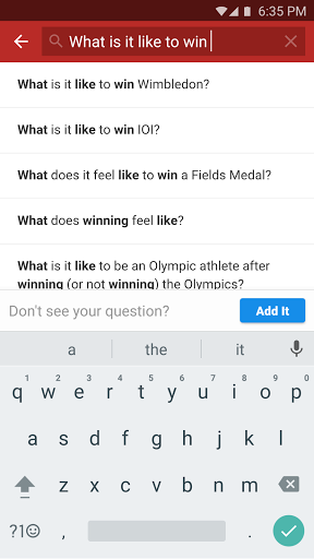 Download Quora for android 4 2 2
