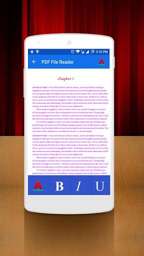 google pdf reader apk file