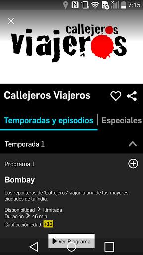 Download Mitele - Mediaset Spain VOD TV for android 7.1.2