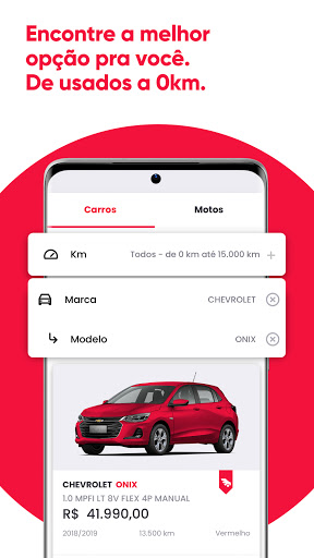Webmotors - Advertise Cars
