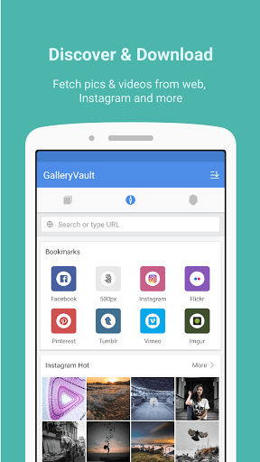Download Gallery Vault - Hide Pictures for android 2 3 6