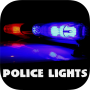 icon Police Lights