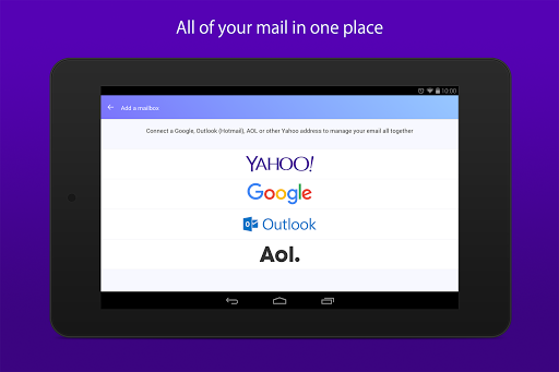 Download Yahoo Mail – Stay Organized for android 4 4 2