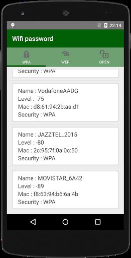 Free WiFi Password 2016