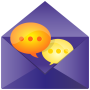 icon Text To Email
