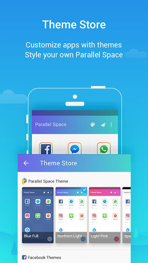 Download Parallel Space - Multiple accounts & Two face for