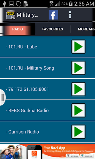 Download Military Radio for android 5 1 1