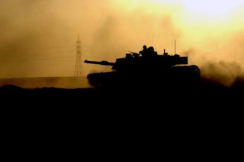 M1 Abrams Tank FREE