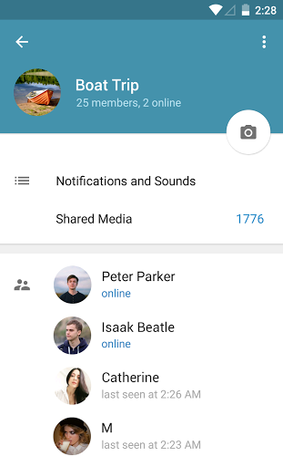 Download Telegram for android 5 1 1
