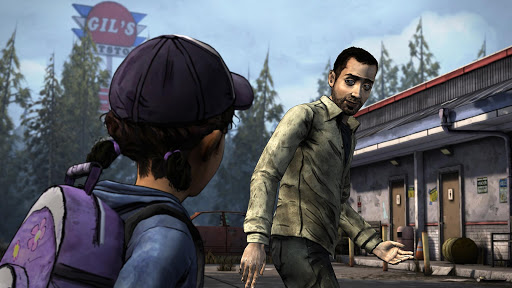 the walking dead apk game play