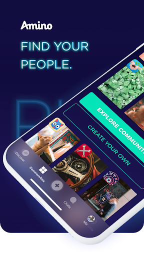 Download Amino: Communities and Chats for android 4 1 1