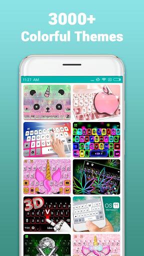Kika Keyboard - Emoji, Emoticon, GIF,Sticker,Theme