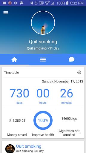 Quit Smoking -No smoking day