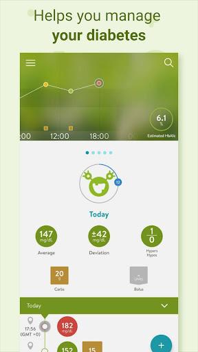 mySugr: Diabetes logbook app